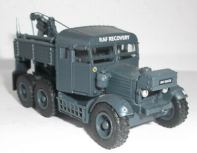 Oxford Diecast - Scammell Pioneer Recovery Truck  - RAF - 1/76 - 76SP005 • 15.99£