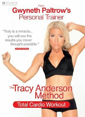 The Tracy Anderson Method: Total Cardio Workout [DVD] - • 3.99£