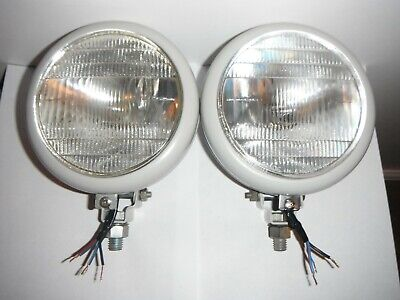 Genuine Butlers Headlamps -fordson Super Major/dexta/roadless/county/doe Tractor • 99.99£