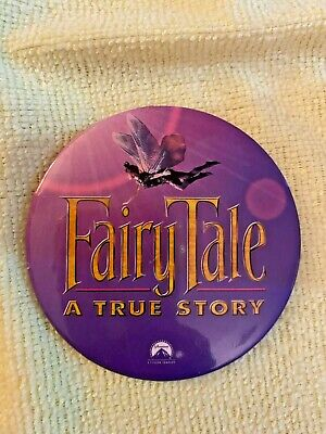 Fairy Tale A True Story Movie Collector Button  • 22.09£
