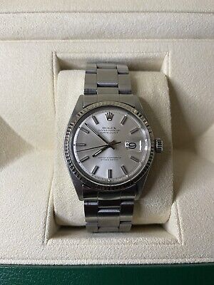 $ CDN5285.80 • Buy Rolex Datejust 36mm With Aftermarket Band Great Condition Works Perfect