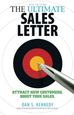 Kennedy, Dan S.-The Ultimate Sales Letter BOOK NEW • 8.70£