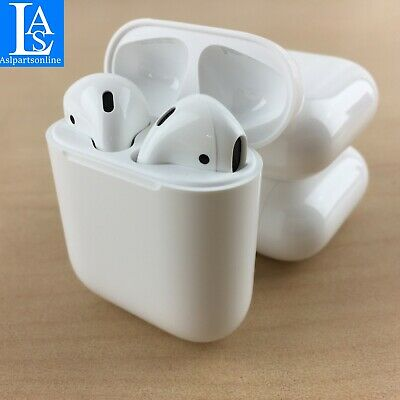 $ CDN121.20 • Buy ✅Original Apple AirPods 2nd Generation With Wired Charging Case MV7N2AM/A |