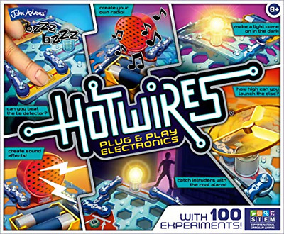 Hot Wires Electronics Kit From John Adams • 46.63£