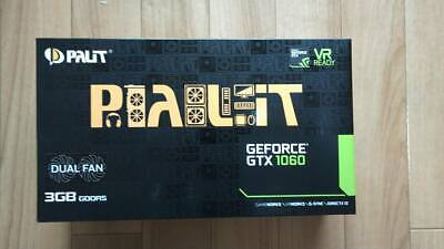 $ CDN277.54 • Buy Palit Geforce Gtx 1060 Dual 3Gb Nvidia