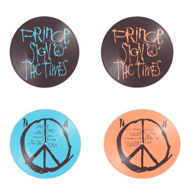 Prince - Sign O' The Times (NEW PICTUREDISC VINYL 2LP) RECORD STORE DAY • 44.99£