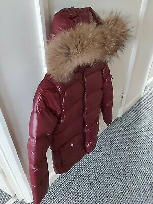 Designer Pyrenex Girls Jacket Coat Age 14 Genuine  • 10£