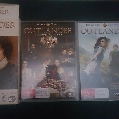 AU41.99 • Buy Outlander Complete Season Series 1 And 2 DVD.Collection Boxed Set Region 2 4