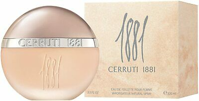 Cerruti 1881 Pour Femme Eau De Toilette For Women/Her 100ml Spray • 20£
