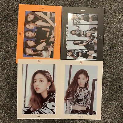 READ DESCRIPTION Itzy It'z Me Album With Postcard No Photocard Kpop • 14£