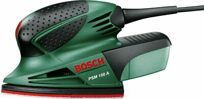 Bosch Hand Held Electric Power Sander Wood Walls Floors Wooden Furniture • 65.43£