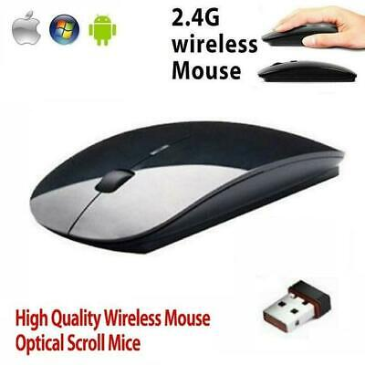 £5.85 • Buy 2.4 GHz Wireless Mouse For Samsung Acer Asus Lenovo Dell HP MacBook Laptop