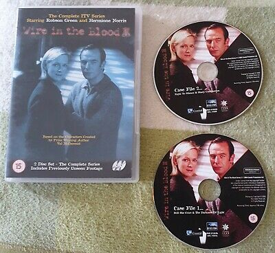 Wire In The Blood - Series 2 - DVD - Robson Green Hermione Norris • 2.99£