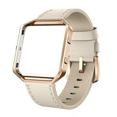 $ CDN27.04 • Buy SWEES Leather Bands Compatible With Fitbit Blaze Smart Watch, Genuine Leather