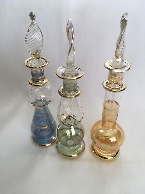Egyptian Perfume Bottles Christmas Present • 9.90£