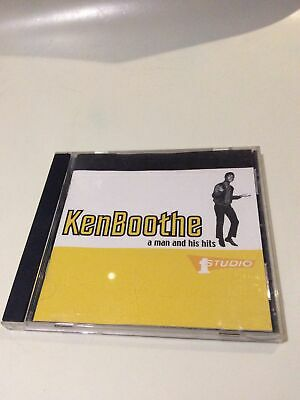 Studio One: Ken Boothe, A Man And His Music- Heartbeat Records 1999 Cd • 7.99£