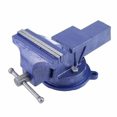 Heavy Duty 6  Work Bench Vice Vise Workshop Clamp Engineer Jaw Swivel Base Table • 24.99£