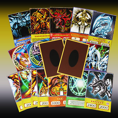 Yu-Gi-Oh! Orica Anime Style Cards - Ultra HD Prints - Custom Orders Available! • 5.89£