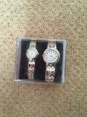 His And Hers Watch Set • 3£
