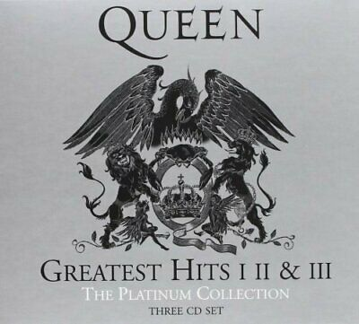 Queen - Platinum Collection New Cd • 35.34£