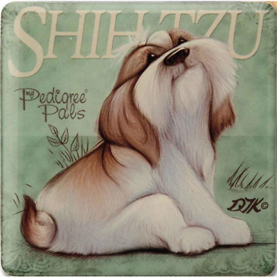 £3.99 • Buy Shih Tzu Gift Magnet With Stand