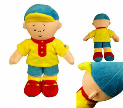 12  Caillou Rosie Plush Toy Kids Stuffed Cartoon Figure Doll Toy Cute Toy New • 6.89£