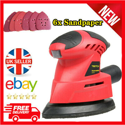 Tight Corners Sander Angle Base Hand Held Sanding Machine Small Electric Tool • 18.90£