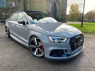 Audi Rs3 2.5 Tfsi Quattro Saloon 2017/67+one Of One+ultimate Spec+px Welcome • 49,950£