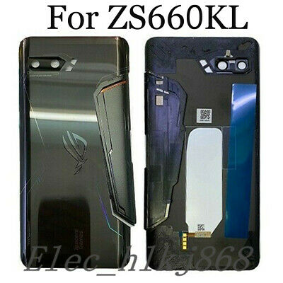 AU35.65 • Buy OEM Battery Cover Door Back Cove Rear Case For ASUS ROG Phone II 2 ZS660KL Parts