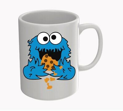 £7.99 • Buy Cookie Monster 11oz Mug Can Also Be Personalised