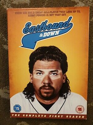 Eastbound And Down Series 1 Dvd Danny Mcbride • 6.99£