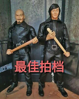 $195 • Buy 1/6 Custom Aces Go Places Figure Not Muscle Body Head Sculpt Enterbay Bruce Lee