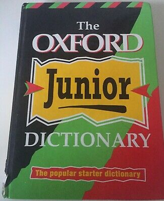£2.60 • Buy The Oxford Junior Dictionary By Rosemary Sansome,Dee Reid,Alan Spooner