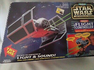 $ CDN18.70 • Buy Vintage 90s STAR WARS MICRO MACHINES IMPERIAL FLIGHT CONTROLLER New In Box
