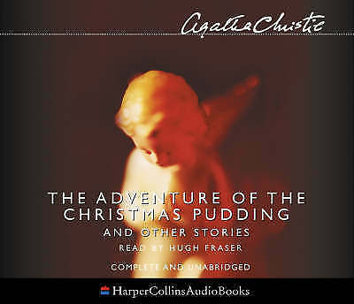 £7.99 • Buy The Adventure Of The Christmas Pudding: & Other Stories By Agatha Christie 6 Cds