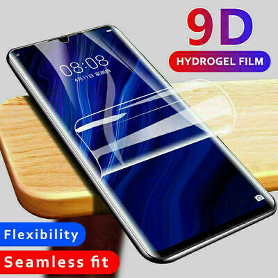 $ CDN3.51 • Buy For SAMSUNG Galaxy NOTE 8 9 10 Plus 20 Ultra TPU Hydrogel FILM Screen Protector