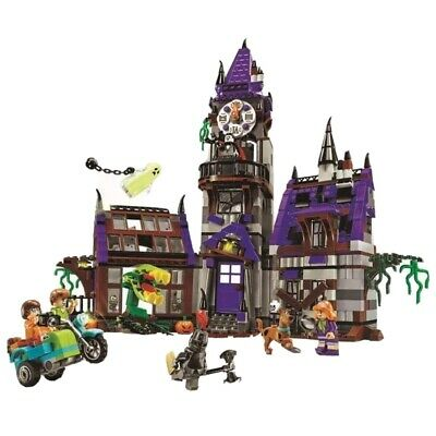 Scooby Doo Mystery Ghost House Building Blocks  • 58£