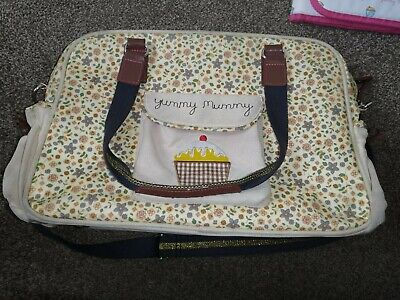 Pink Lining Yummy Mummy Changing Bag With Changing Mat And Wallet  • 8.50£