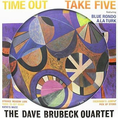 Dave Brubeck Quartet - Time Out (Picture Disc) Vinyl • 15.99£