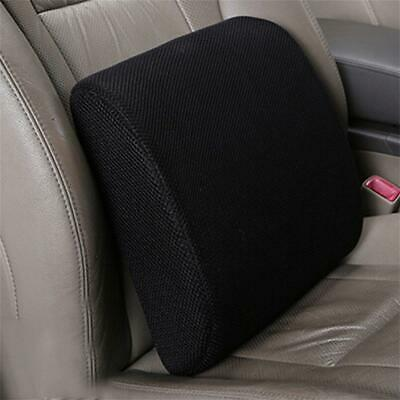 AU25.94 • Buy Memory Foam  Cushion Lumbar Back Support Pillow For Office Home Chair DI