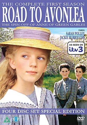 £21.37 • Buy Road To Avonlea Complete First Series DVD NEW
