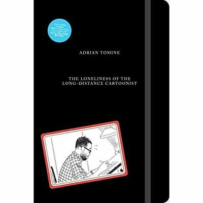 The Loneliness Of The Long-distance Cartoonist - Hardback NEW Tomine, Adrian 04/ • 15.68£