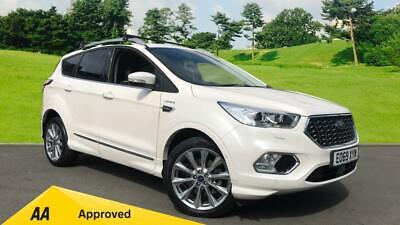 2019 Ford Kuga 2.0 TDCi 180ps AWD  Automatic Diesel Estate • 24,000£