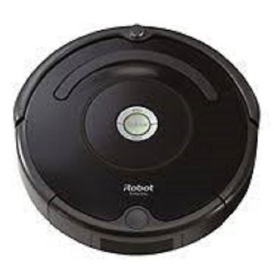 IRobot Roomba 671 Vacuuming Robot- Black • 225.96£