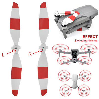 AU12.82 • Buy AU HOT! Cool ABS Low Noise Drone Accessories Propeller For DJI Mavic Air 2