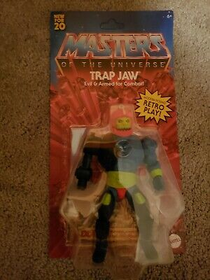 $39.95 • Buy Masters Of The Universe Origins Trap Jaw 5.5 In Action Figure Walmart