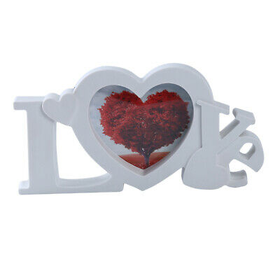 £4.52 • Buy Wall Hanging Heart Picture/Photo Frame - Best Friend Girlfriend Lovely Home YW