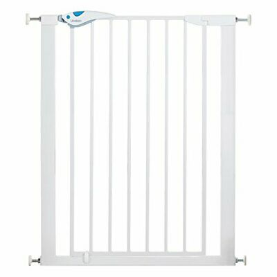 £50.99 • Buy Easy Fit Plus Deluxe Extra High/Tall Pressure Fit Safety Gate 76-82cm - Steel