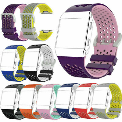 $ CDN6.17 • Buy Replacing Silicone Wrist Band Strap Bracelet Watchband  For Fitbit Ionic Watch