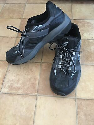 Avia Black Mens Trainers, Size 12, Very Good Condition • 19.99£